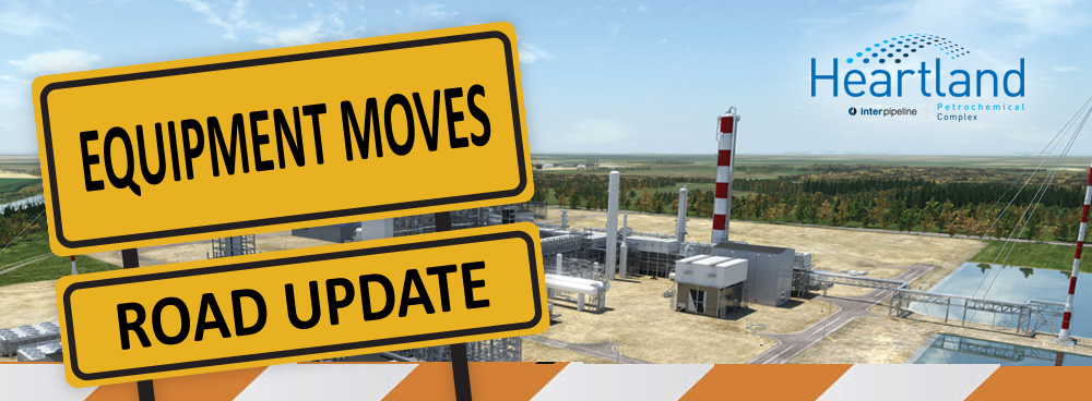 Road Closures - Heartland Petrochemical Complex